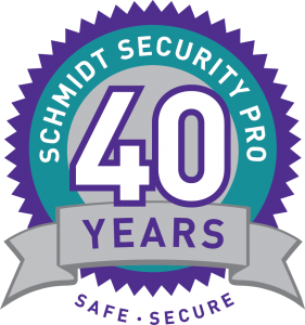 Schmidt Security Pro 40 Years